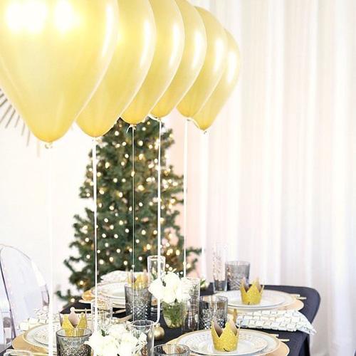 Deco De Table Du Nouvel An 2020 Les 9 Plus Belles Inspirations