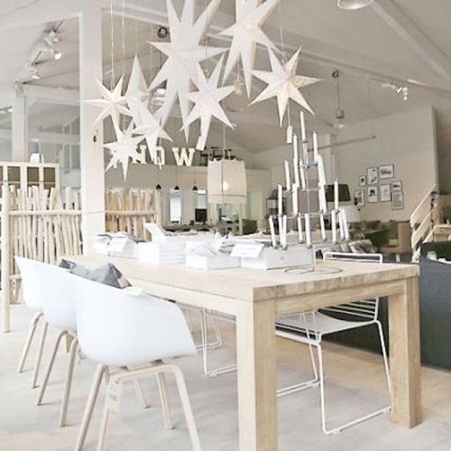 décoration scandinave pour noël