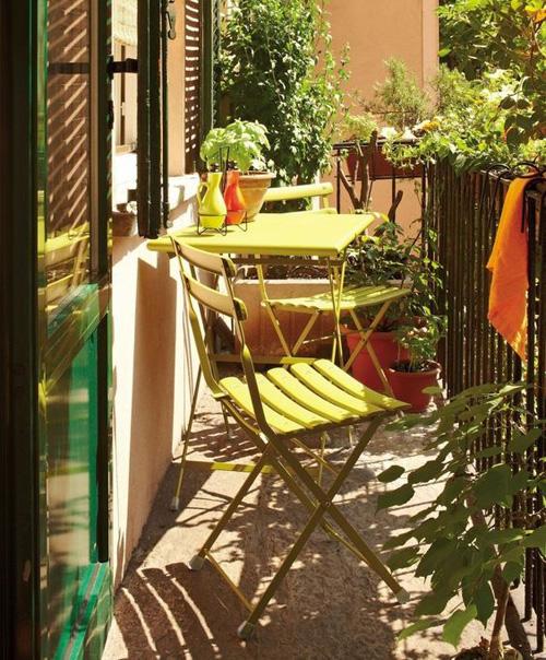 Amenager Son Balcon 6 Idees Pour Un Petit Coin De Paradis