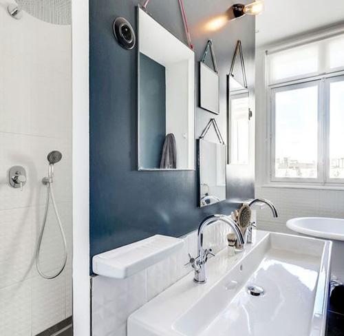 Les 5 couleurs tendances pour une salle de bains en 2019