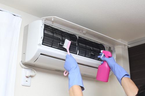 Nettoyage d'un climatisation