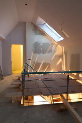 agrandissement surlvation maison toit - Extension Maison En Hauteur