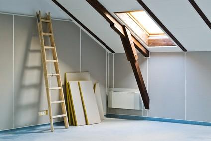 Rehausser et modifier une pente de toiture habitatpresto for Rehausser toiture