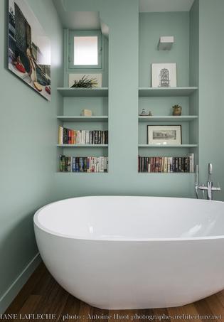 Petite salle de bain 4 astuces pour bien optimiser l for Optimiser salle de bain