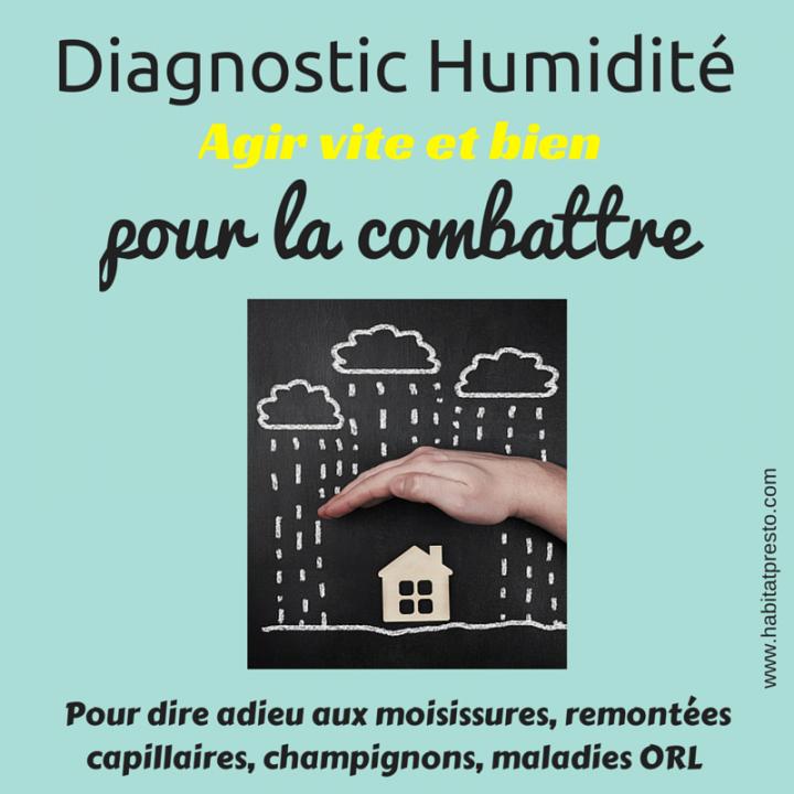 diagnostic humidité