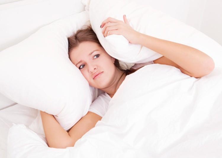 femme sommeil problème
