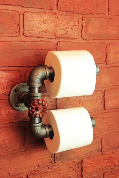 porte papier toilette original 7 id es que vous allez adorer habitatpresto. Black Bedroom Furniture Sets. Home Design Ideas