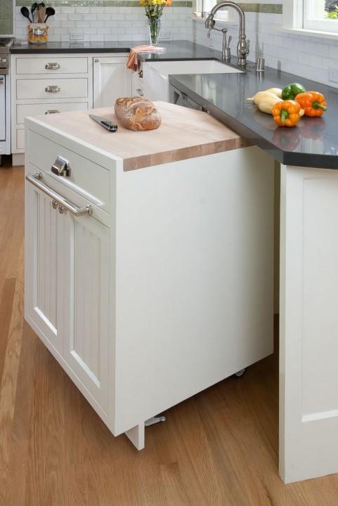 5 astuces pour aménager une petite cuisine | habitatpresto - Cuisine Sur Mesure Petite Surface