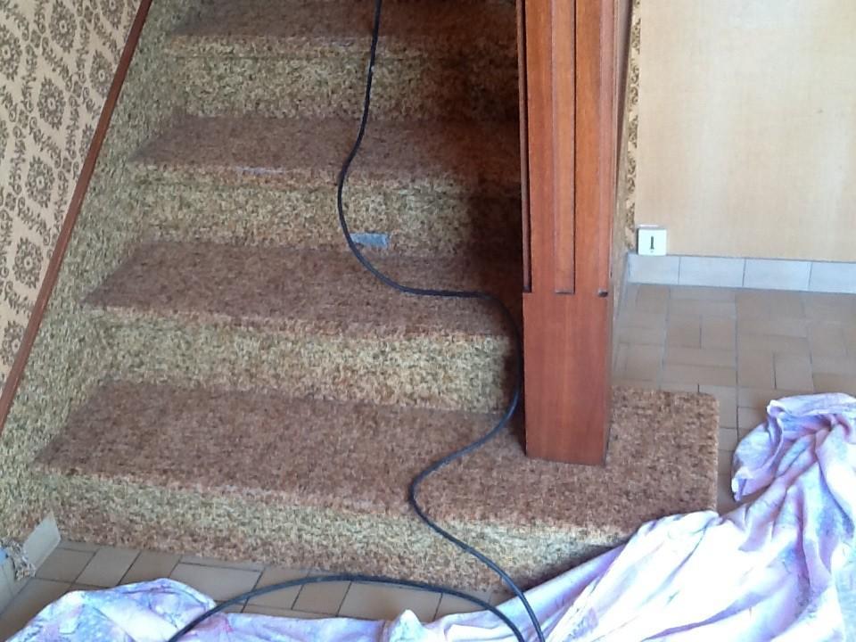 D cembre 2014 r novation d 39 un escalier habitatpresto - Renover escalier carrele ...