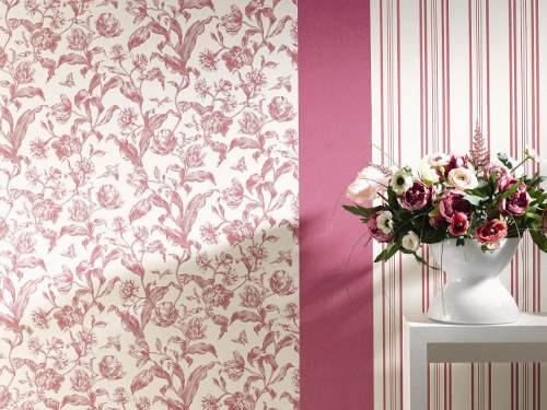 d corer ses murs avec du papier peint habitatpresto. Black Bedroom Furniture Sets. Home Design Ideas