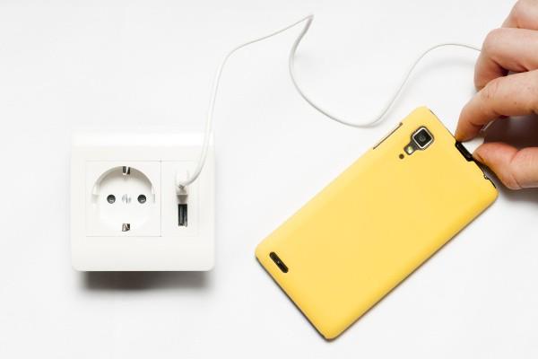 prise usb electrique