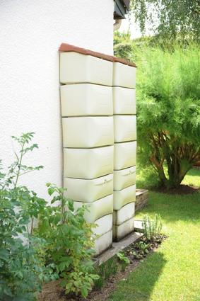 récupération eau de pluie récupérateur