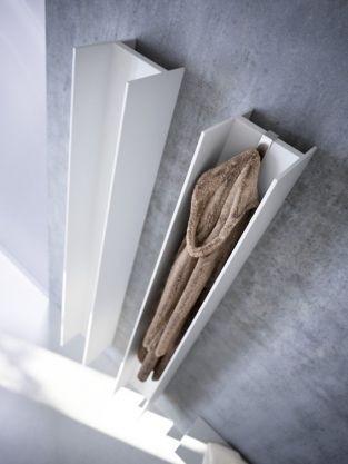Radiateurs quel type de chauffage pour une salle de bain for Radiateur salle de bain design