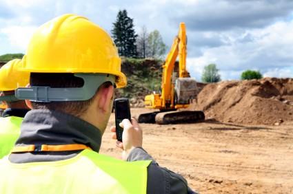 chantier terrassement