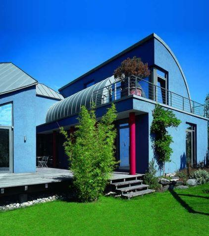 Bien choisir son rev tement de toiture habitatpresto for Couverture toiture faible pente