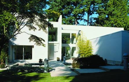 Peinture de fa ade ext rieur le prix de 6 types de for Peinture de facade exterieur