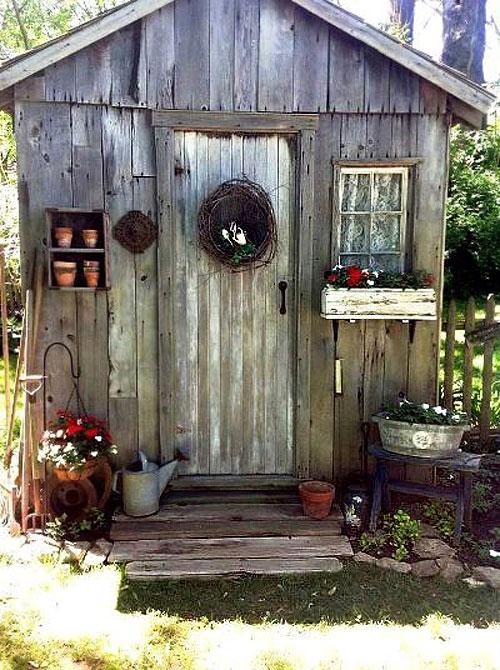 Abri de jardin : 10 tendances qu\'on adore !