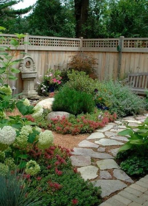 5 id es pour am nager un petit jardin habitatpresto for Agencement jardin exterieur