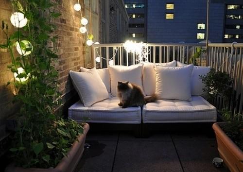 10 Décorations Pour Aménager Un Balcon | Habitatpresto
