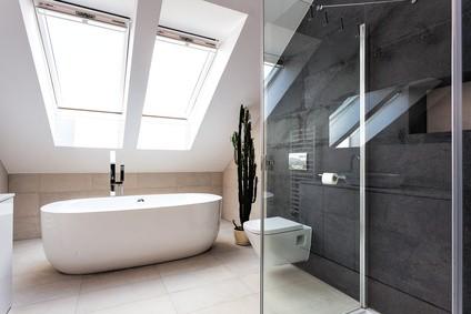 Rehausser et modifier une pente de toiture habitatpresto - Modifier salle de bain ...