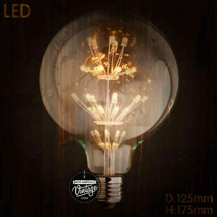 ampoule vintage filament led