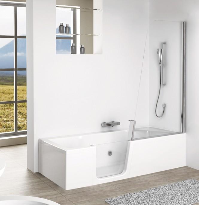 Pmr et handicap bien penser le logement - Accessoires salle de bain pour handicapes ...