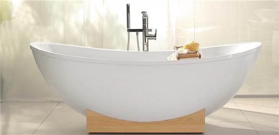 Comment bien choisir sa baignoire habitatpresto - Comment blanchir sa baignoire ...
