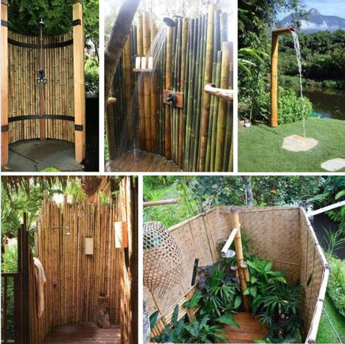 bambou-douche