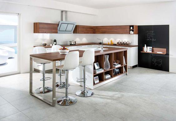 Bar De Cuisine Inventif Pratique Et Design