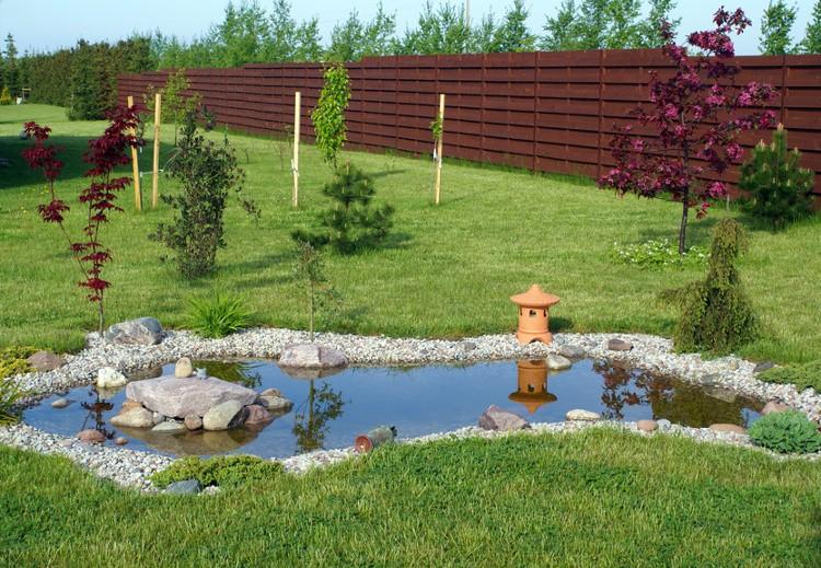 Tous les types de bassin de jardin : tableau | Habitatpresto