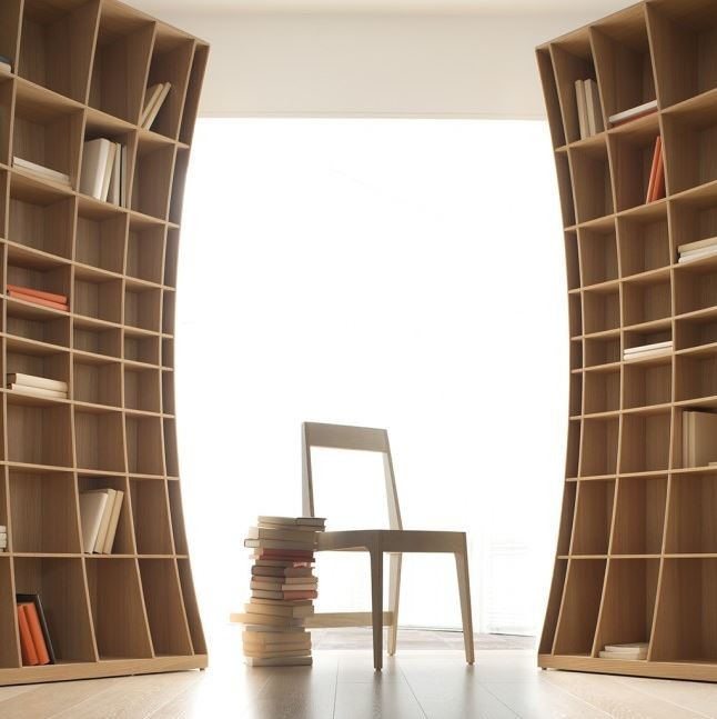 bibliotheque originale Jointed&Jointed Simon Pengelly