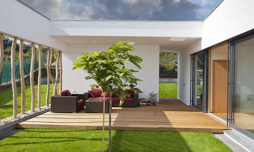 Conseil pour le nettoyage d'une terrasse en bois