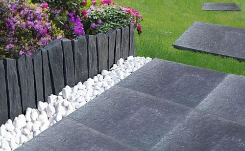 Bordures de jardin : créer des zones bien délimitées