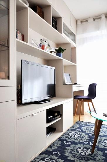 Bureau meuble TV