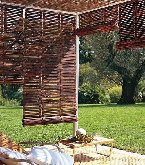 Installer Des Canisses 5 Idees Pour Decorer Votre Terrasse