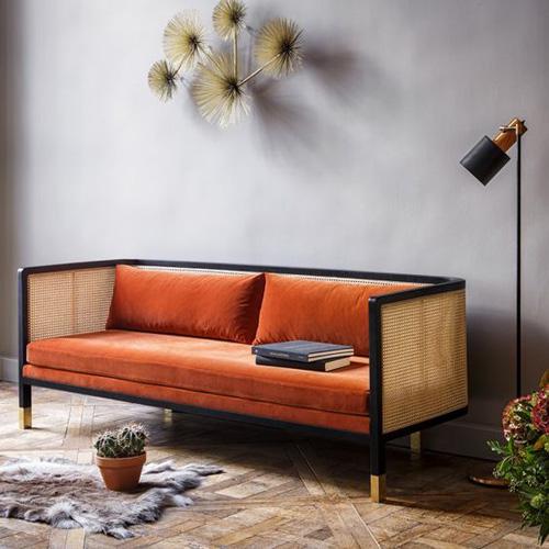 Canapé avec canage