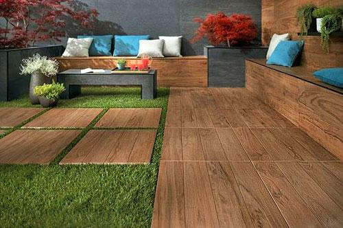 carrelage imitation parquet 8 bonnes raisons de l 39 adopter. Black Bedroom Furniture Sets. Home Design Ideas