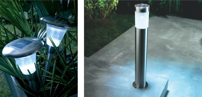 Id es d 39 clairage ext rieur terrasses all es for Lumiere led terrasse
