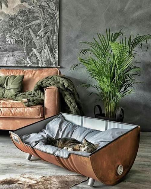 meubles pour chats 6 id es pour s inspirer. Black Bedroom Furniture Sets. Home Design Ideas