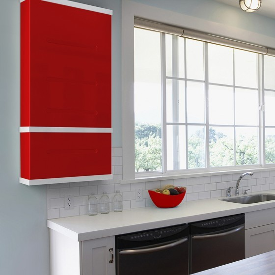 waterslim chauffe eau color ultra plat habitatpresto. Black Bedroom Furniture Sets. Home Design Ideas