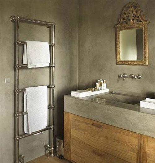 Enduit décoratif pour salle de bains : prix et infos pour choisir