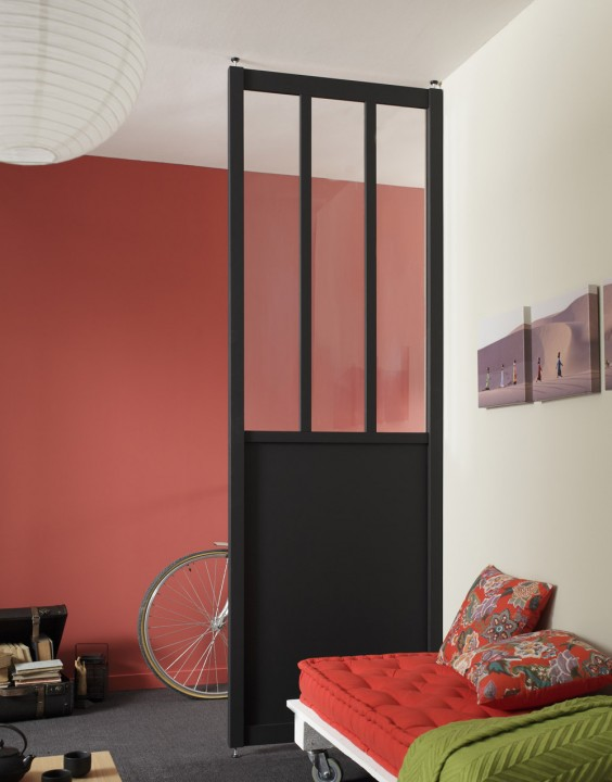 separation piece leroy merlin maison design. Black Bedroom Furniture Sets. Home Design Ideas