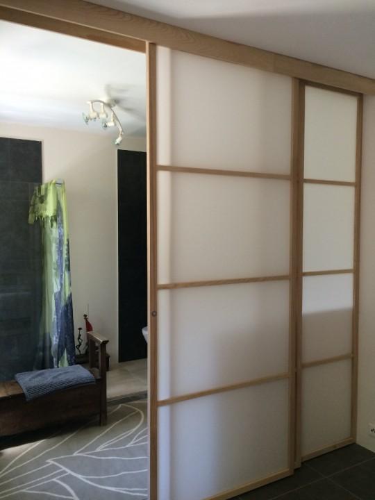 Claustra Interieur Japonais