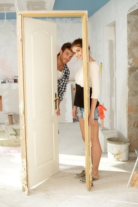 Murs int rieurs types de cloisons et prix habitatpresto - Separer une piece avec une cloison ...