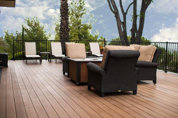 terrasse en cosse de riz tout savoir habitatpresto. Black Bedroom Furniture Sets. Home Design Ideas