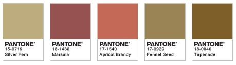 Id es peinture marsala couleur 2015 habitatpresto - Couleur bronze peinture ...