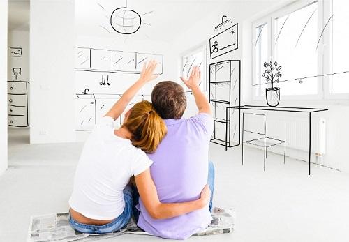 Projet travaux dans une maison