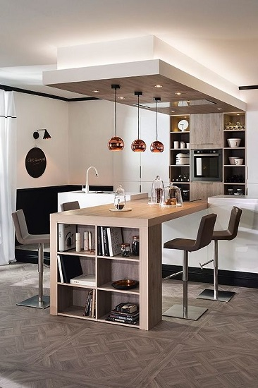 Cuisine Ouverte Sur Salon 10 Idees D Amenagement