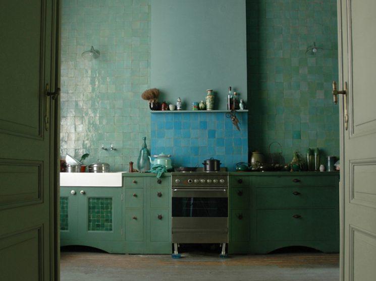 Carrelage les tendances 2018 habitatpresto for Carrelage zellige cuisine