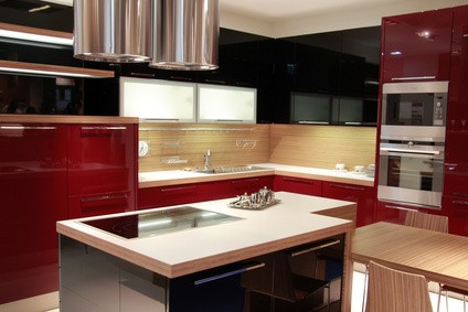 cuisine en u, cuisine en l, cuisine en g ou cuisne en i ... - Cuisine Equipee Ilot Central